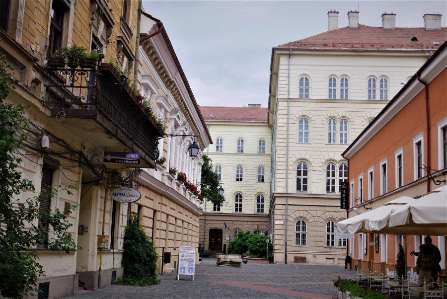 Centro histórico de Timisoara, Rumanía