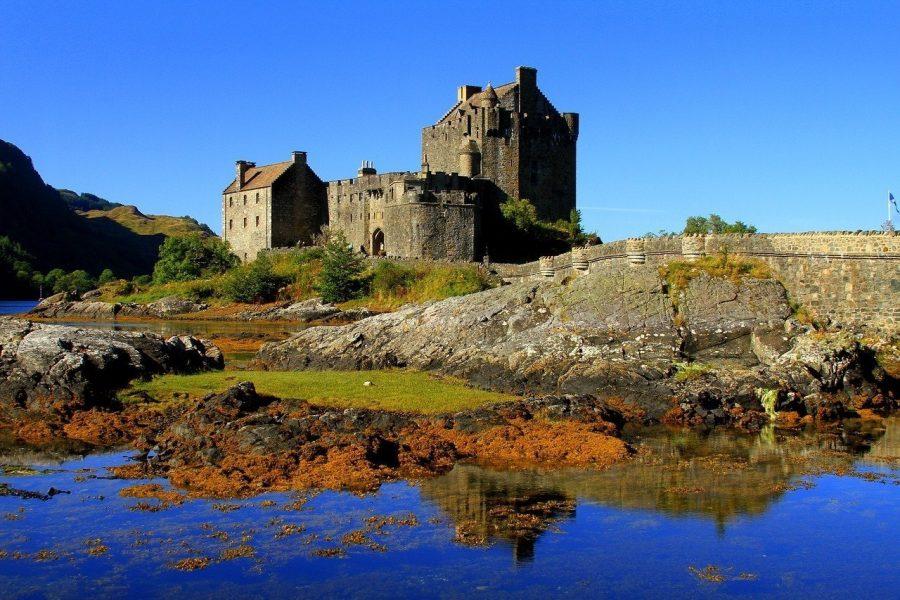 El castillo de los Inmortales, 10 lugares que visitar en Escocia