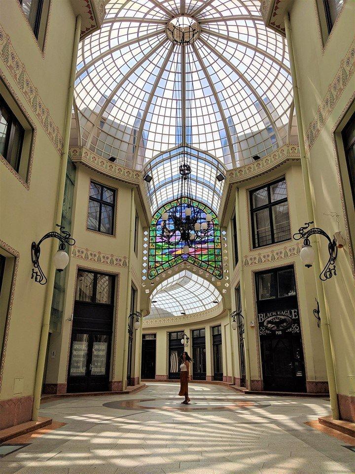 Galería, qué ver en Oradea, Rumanía