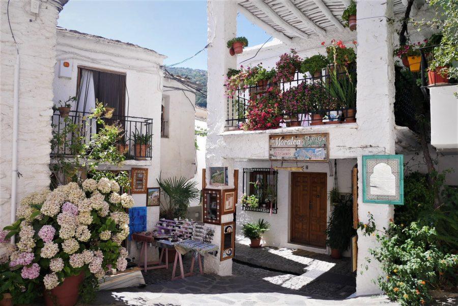 Pampaneira, ruta en coche por la Alpujarra de Granada