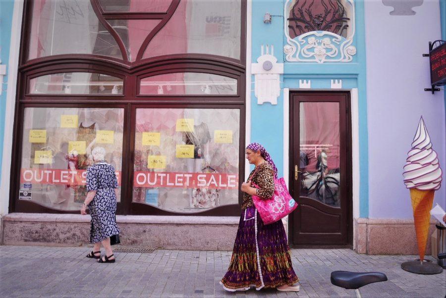 Paseando por Oradea