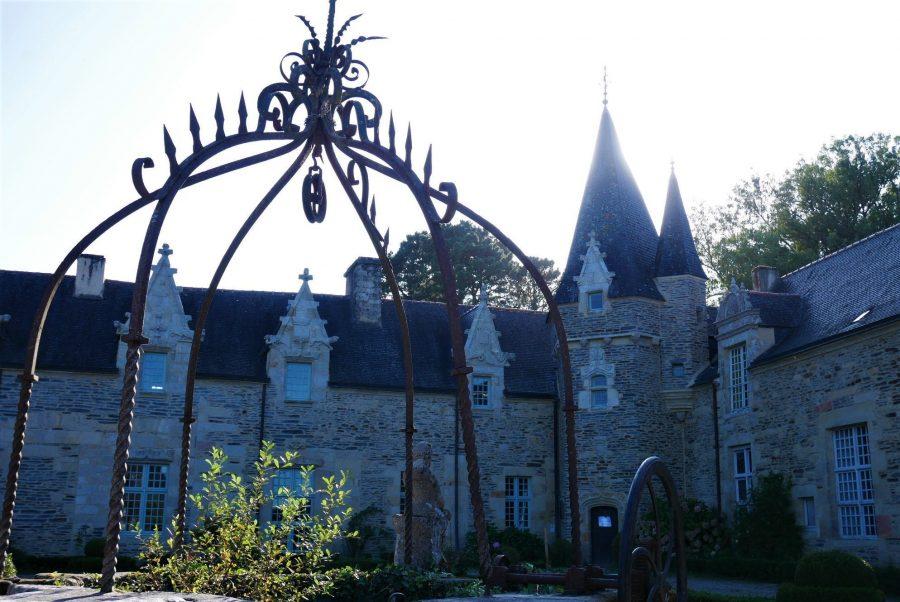 Castillo de Rochefort-en-Terre