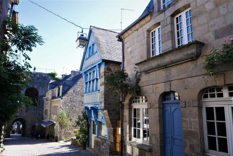 Dinan, ruta por la Bretaña francesa en coche