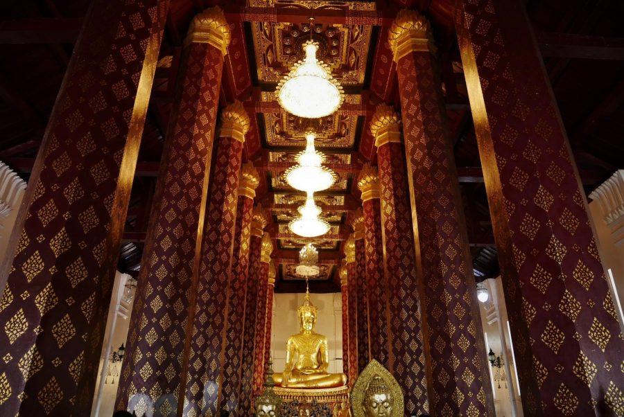 Ayutthaya, templo Na Phra Meru