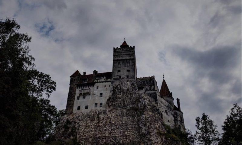 Castillo de Drácula, ruta de Drácula por Transilvania, Rumanía