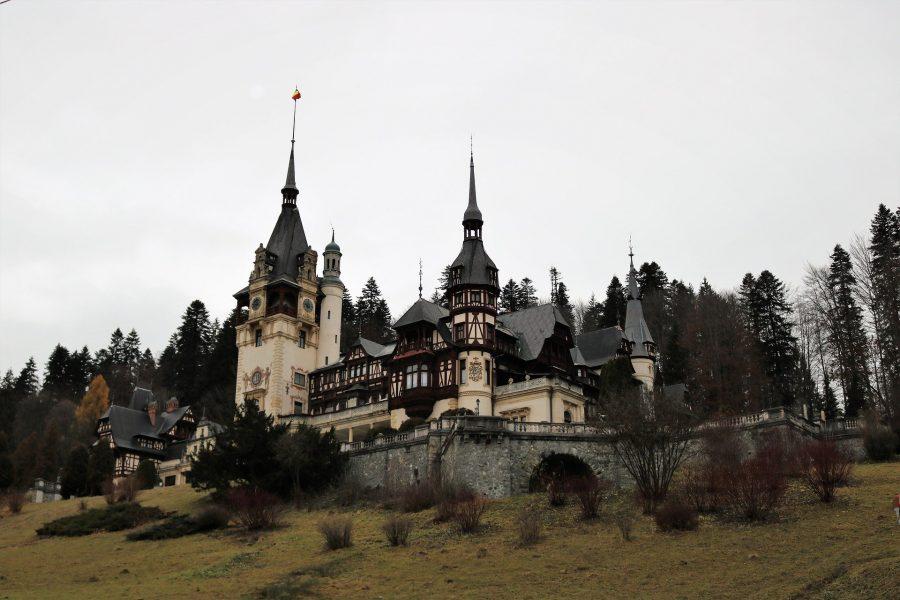 Castillo de Peles, Rumanía
