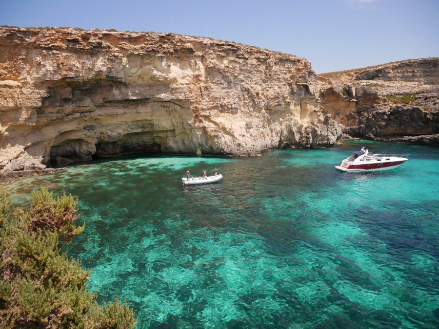Comino, ruta por Malta en coche