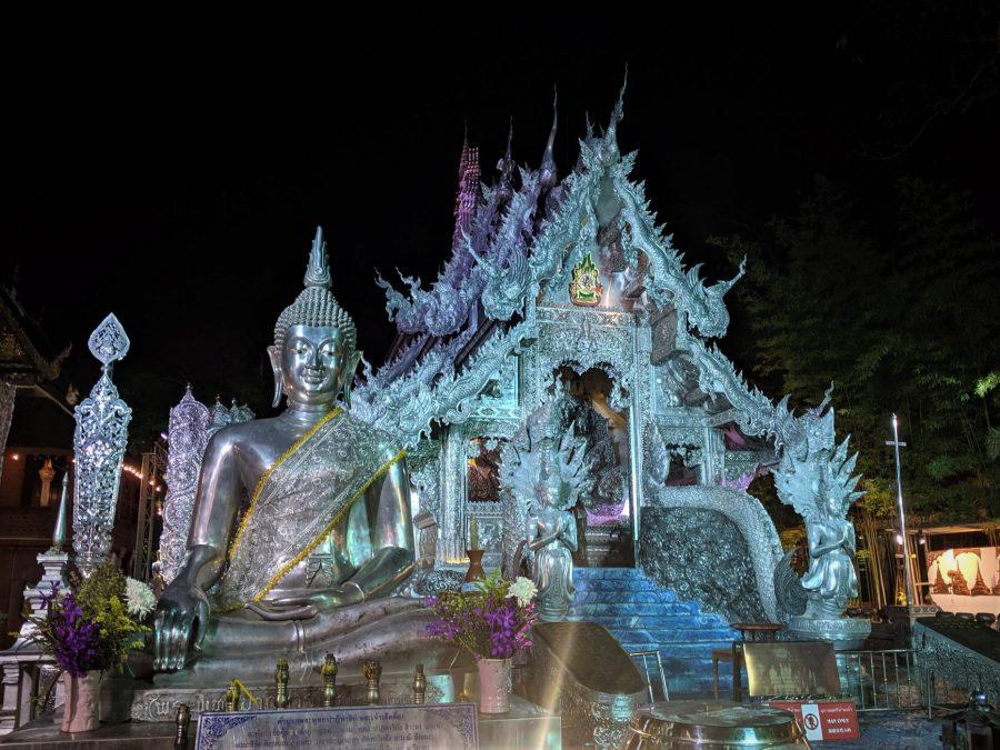 Templo de Plata de Chiang Mai