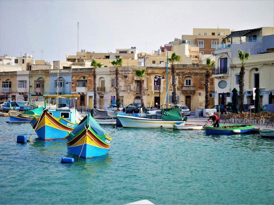 Marsaxlokk, Malta en coche