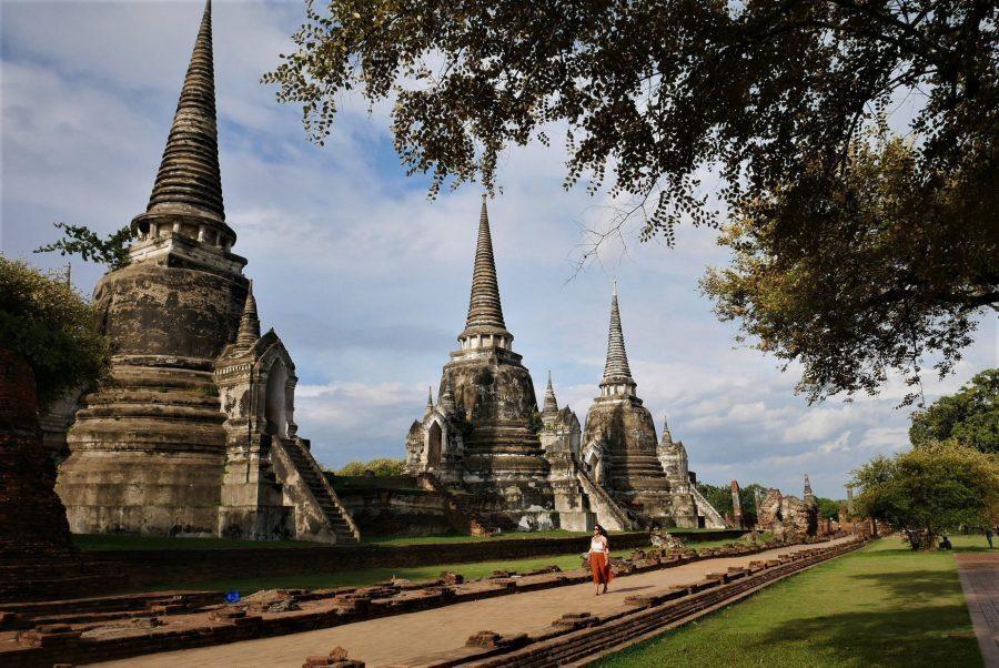 Si Sanphet, Ayutthaya