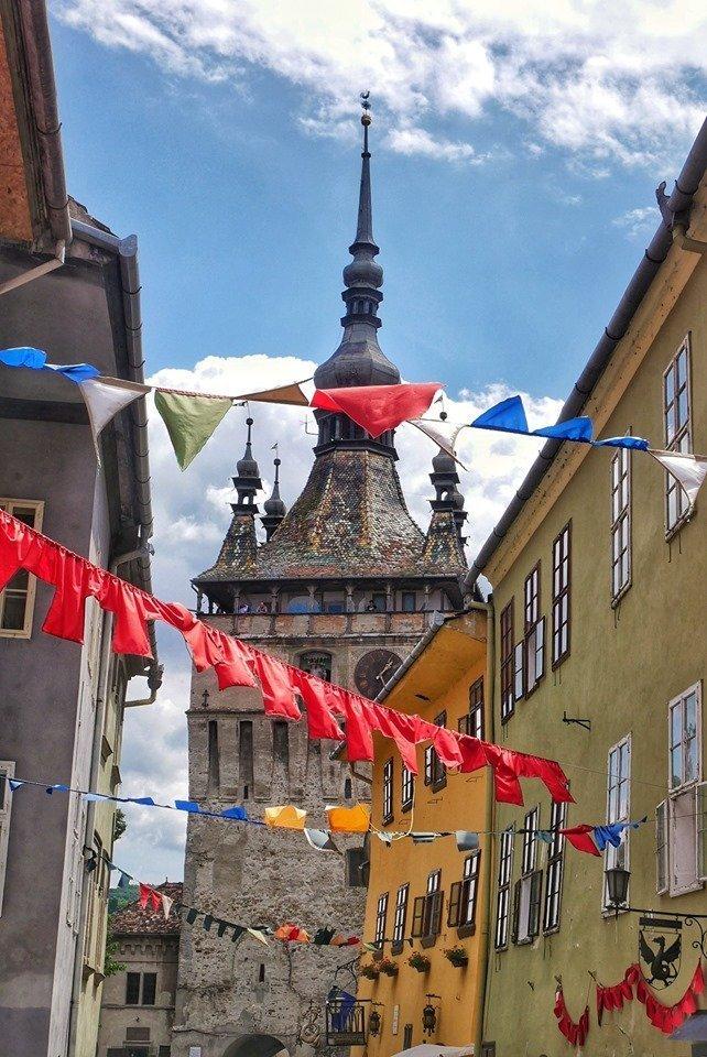 Torre del Reloj, Sighisoara