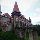 Castillo de Corvino, Ruta de 15 días por Rumanía