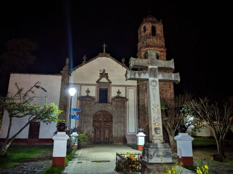Iglesia de Santa Fe de la Laguna