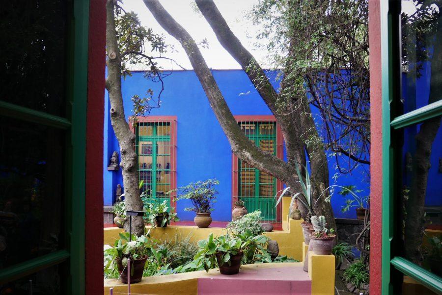 La Casa Azul en Coayacán