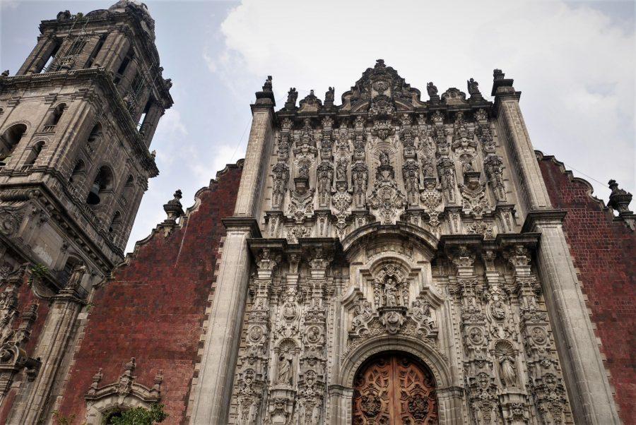 Monumentos del Zócalo, Ciudad de México