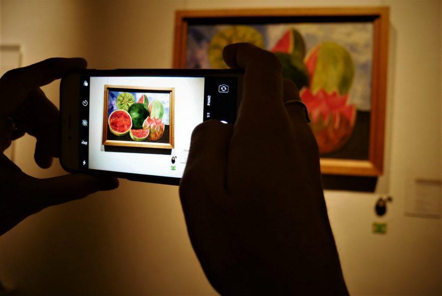 Pinturas, visita a la Casa Museo de Frida Kahlo