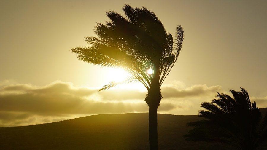 Atardecer en Fuerteventura, leyendas de Canarias