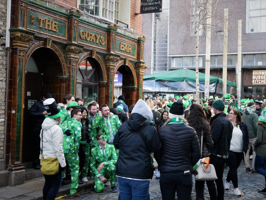 Día de San Patricio en Dublín