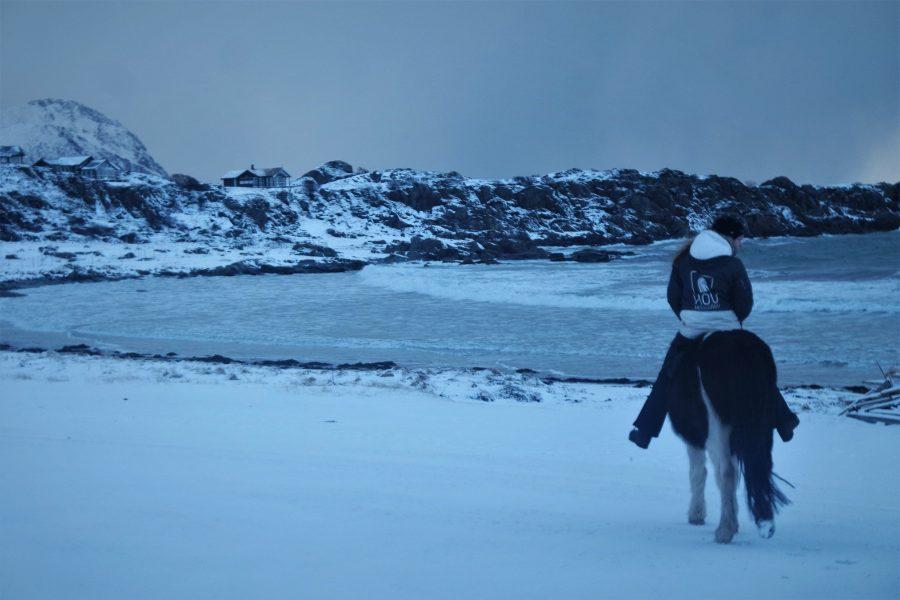 Paseo a caballo por Gimsoy