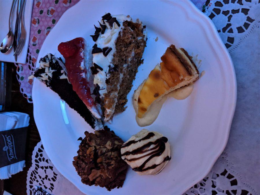 Tartas en La Bóveda, Burgos