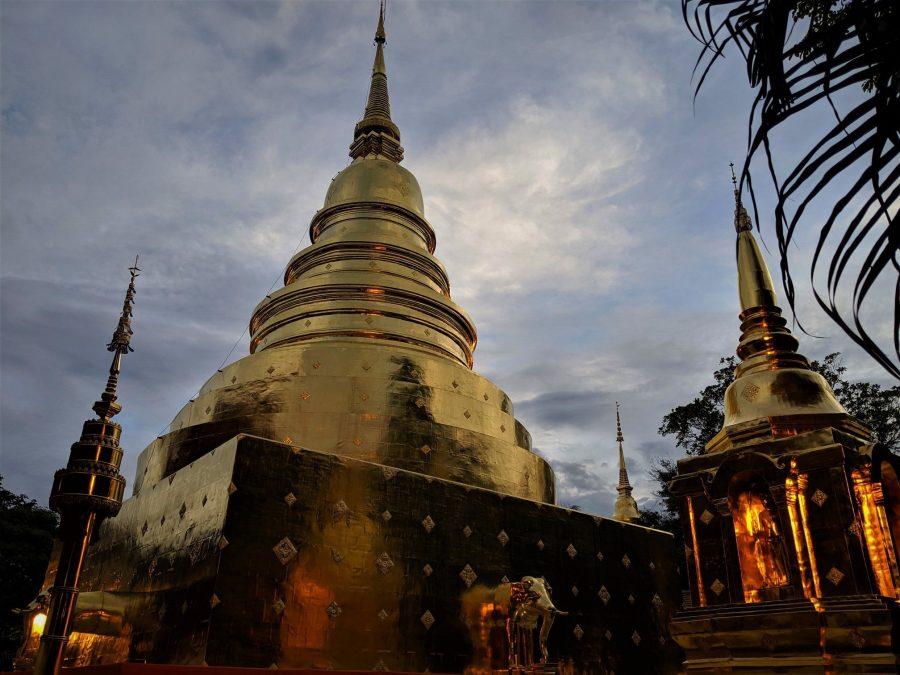 Templos de Chiang Mai, Tailandia