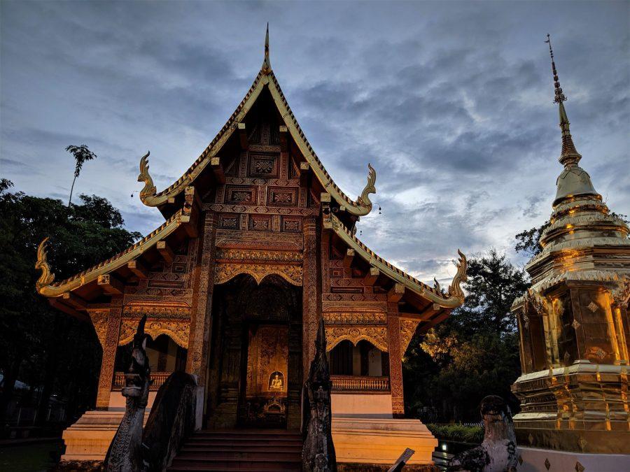 Templos de Chiang Mai, ruta de 15 días por Tailandia