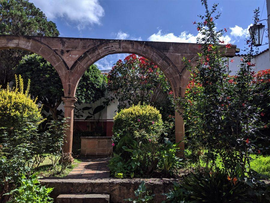 Casa de los Once Patios de Pátzcuaro