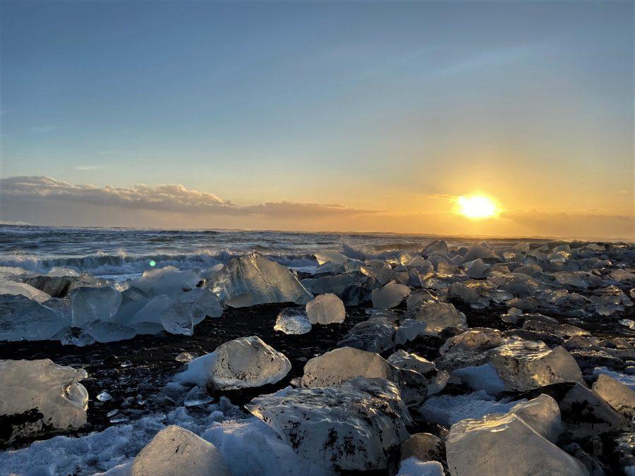 Daimond Beach, Islandia