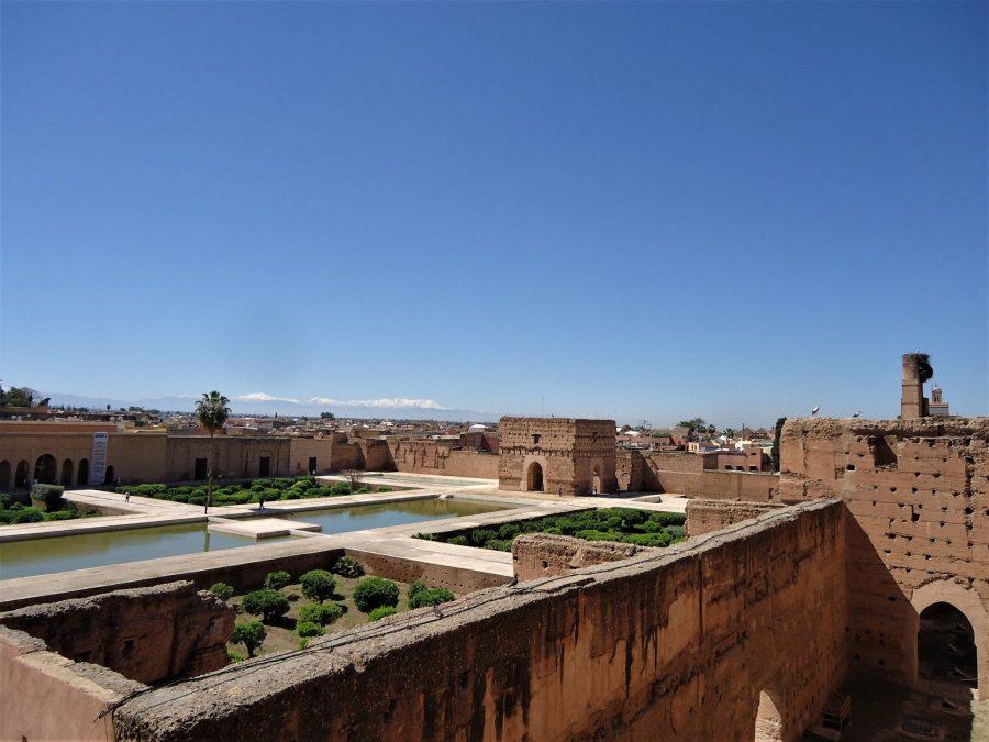 Palacio El Badí, lugares que visitar en Marrakech