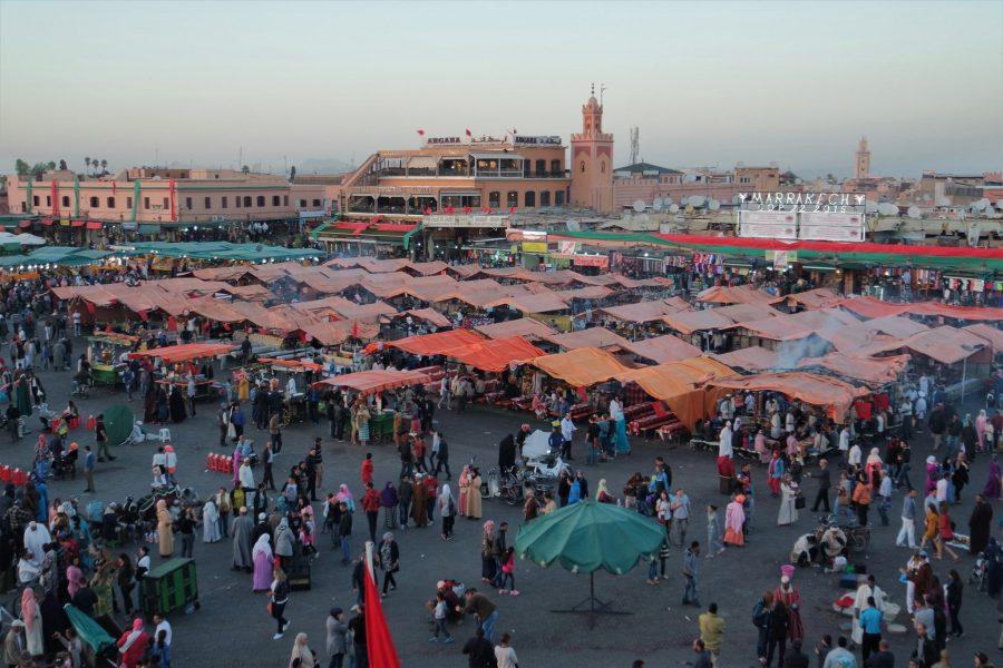 Plaza de Marrakech