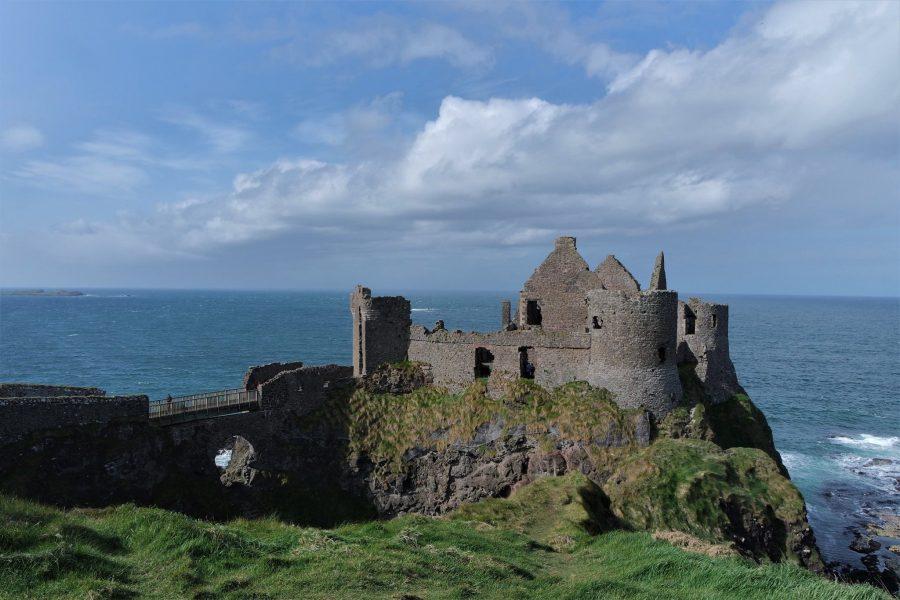 El castillo de Dunluce, qué ver en Irlanda del Norte