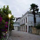 El hotel balneario de Las Caldas en Oviedo
