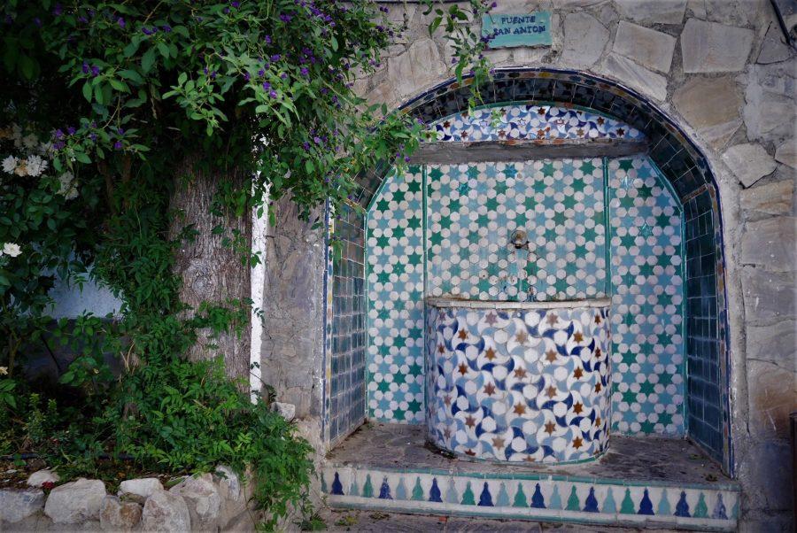 Fuente de San Antón, qué ver en Soportújar Granada