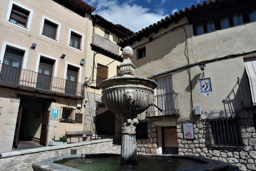 Hotel en Pastrana