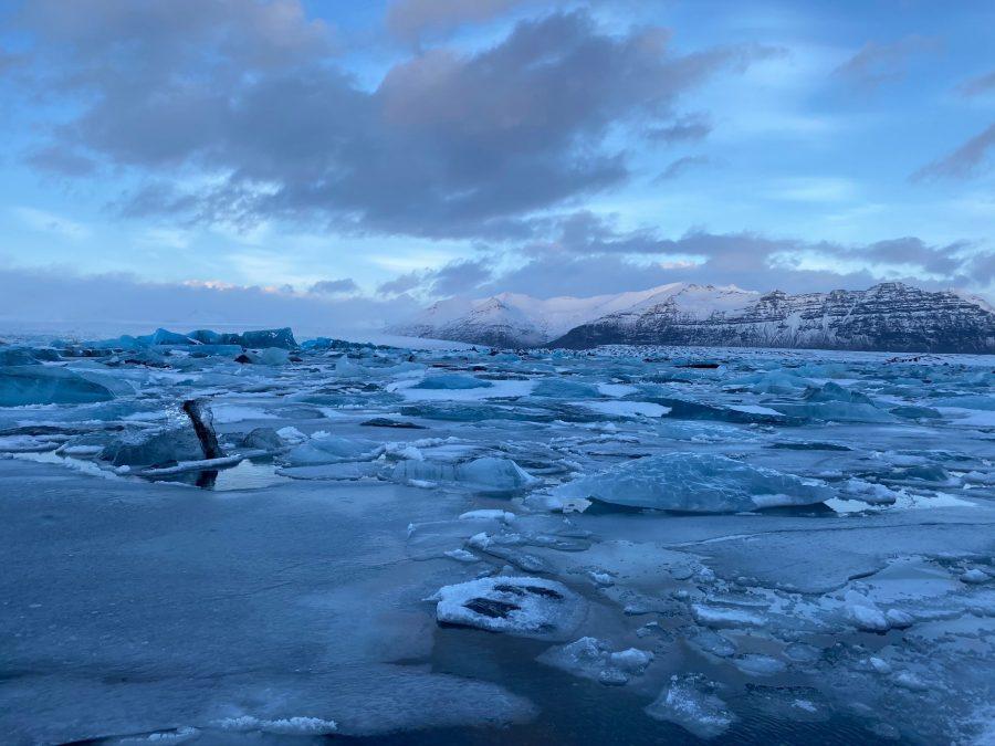 Lago glaciar de Jökulsárlón