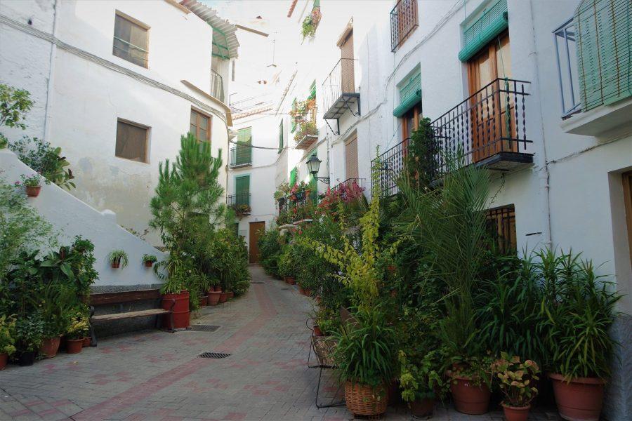 Lanjarón, la Alpujarra, qué ver en Andalucía