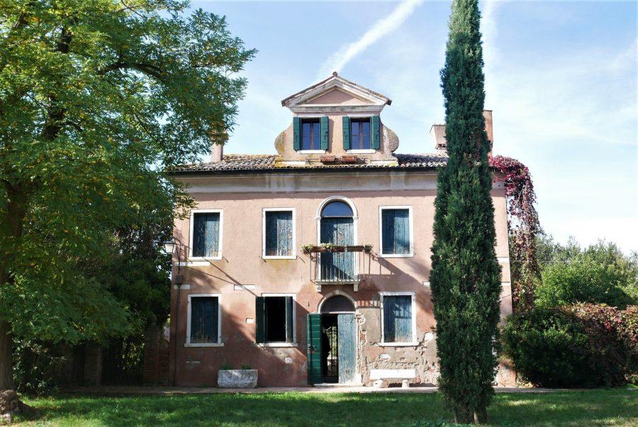 Palacio de Torcello, Venecia