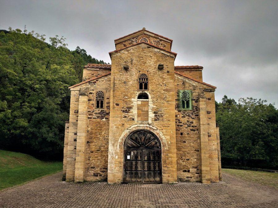 San Miguel de Lillo, Oviedo