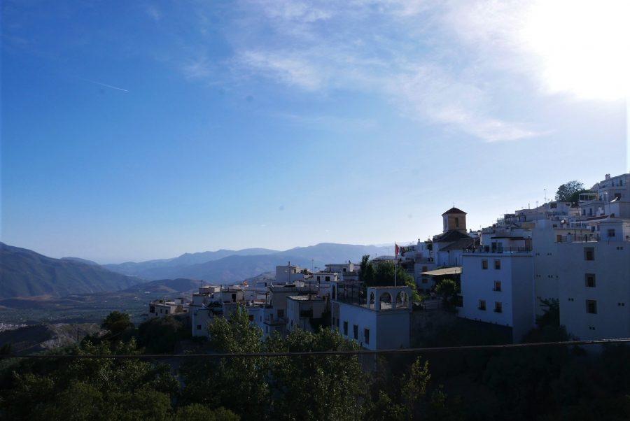 Soportújar, Granada, Alpujarra