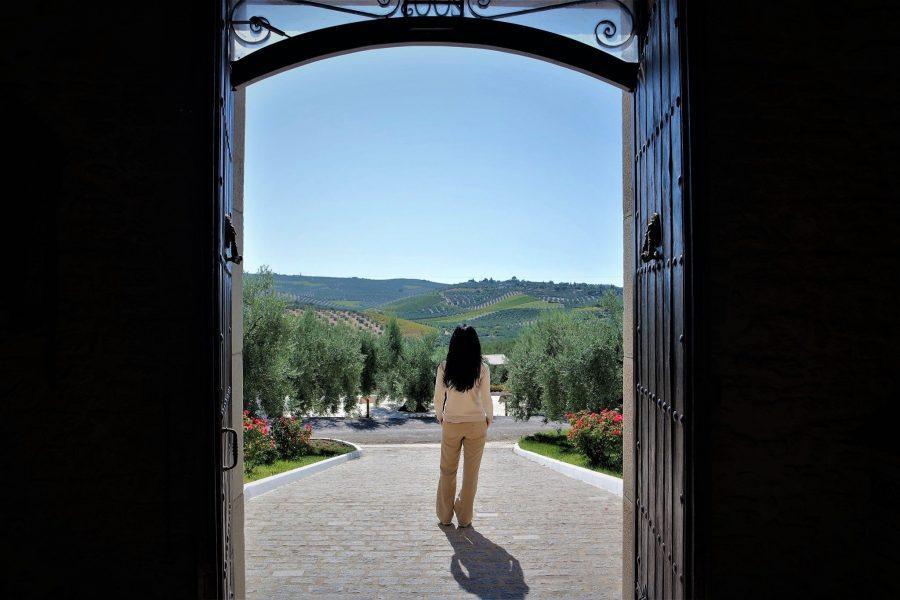 Una puerta a Andalucía, mi tierra