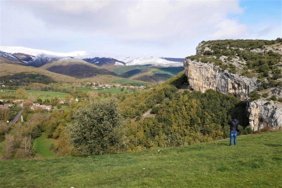 Paisaje del norte de Burgos, Las Merindades