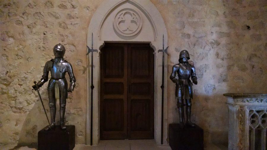 Armaduras, Alcázar de Segovia