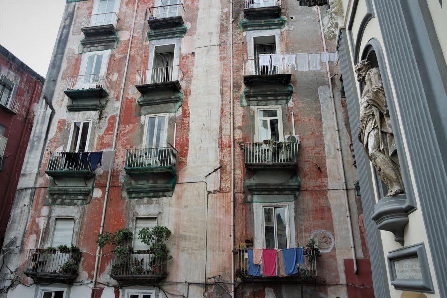 Casas de Nápoles