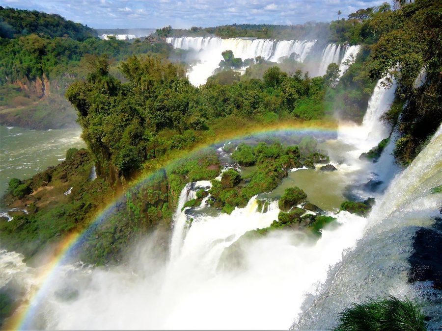 Cataratas de Iguazú, lado de Argentina