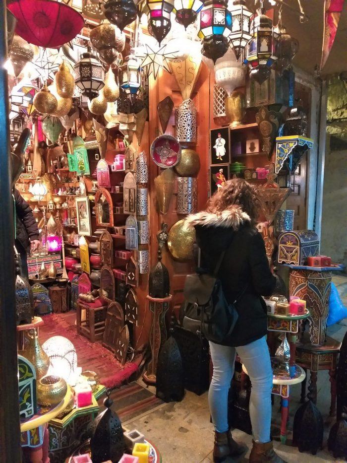 El Zoco de Rabat