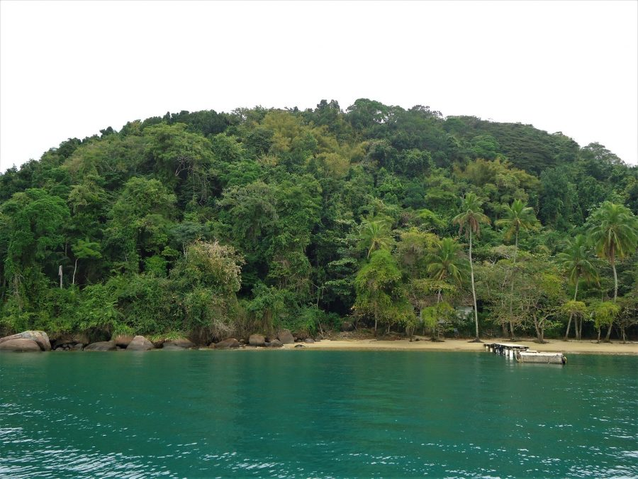 Isla Grande, Brasil