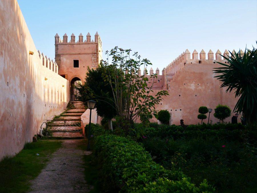 Jardines Andalusíes, Rabat