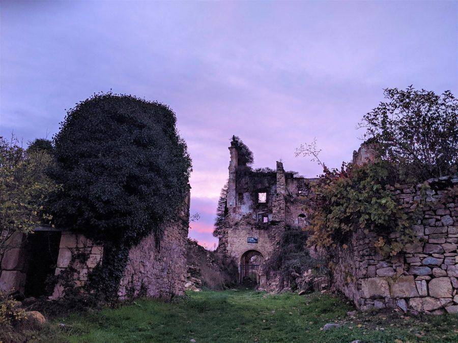Monasterio de Rioseco, Las Merindades