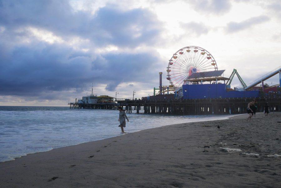 Muelle de Santa Mónica