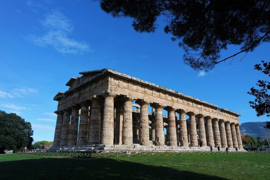 Paestum, la ciudad griega de Poseidón